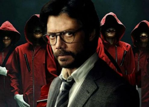 Professor (Money Heist)
