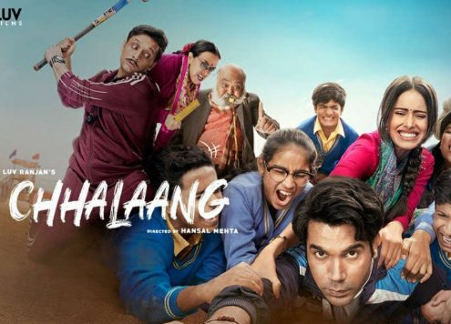 Chhalaang movie trailer